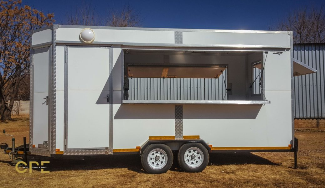 Insulated Panels Mobile Kitchens 1