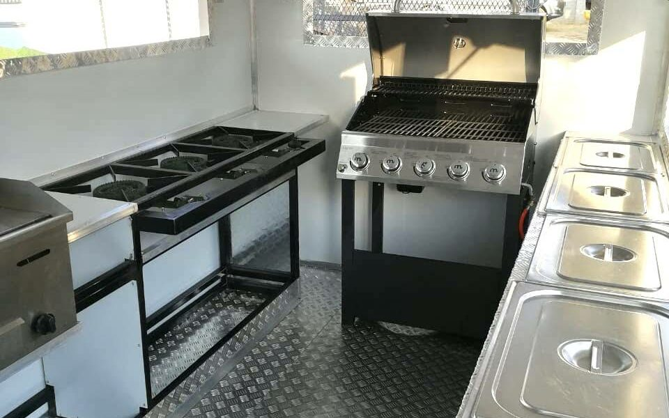 Insulated Panels Mobile Kitchens 6