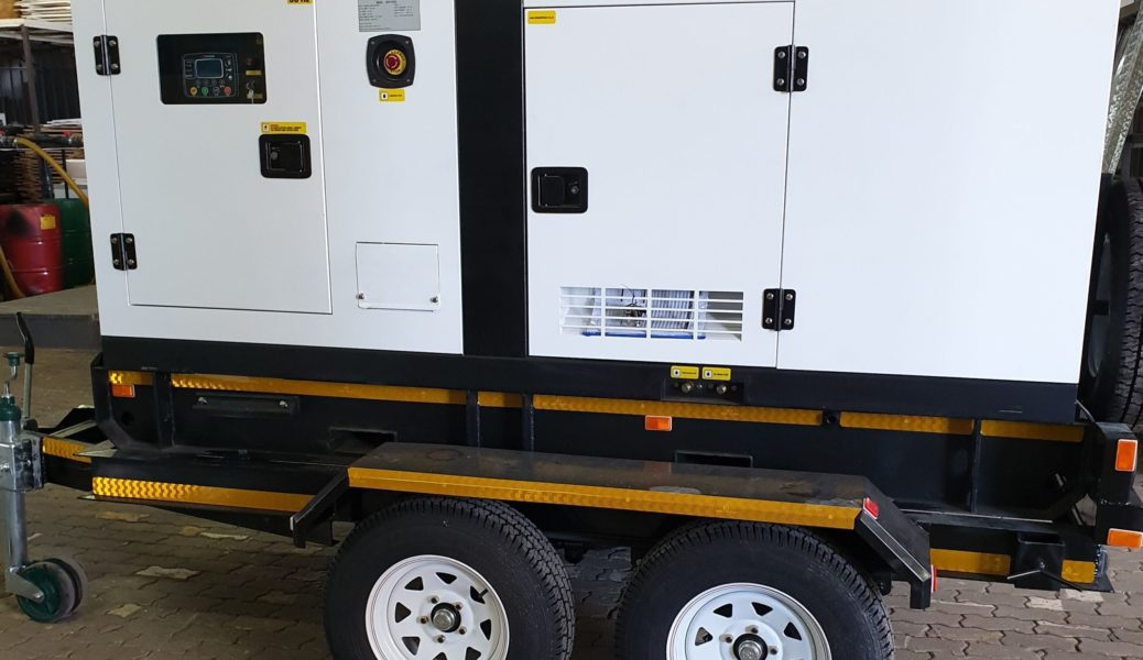 Generator Trailers